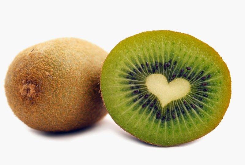 Kiwi-heart