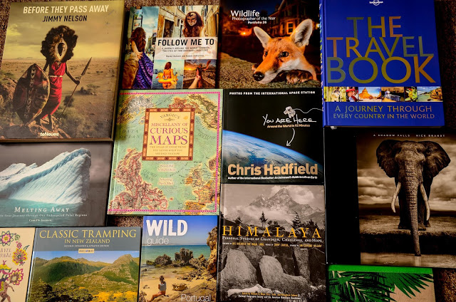 katka cestuje knihy cestovani fotoknihy inspirace darek pro cestovatele