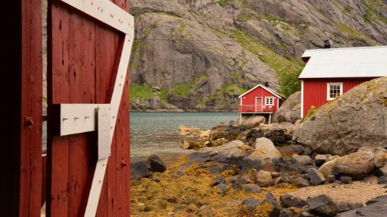 katka cestuje norsko zajimavosti lofoty